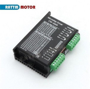 4axis Cnc Kit Nema23 Stepper Motor Dual Shaft 425oz 112mm 4 5a Driver Board us