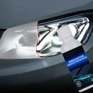 Innovative Car Headlights Polish Car Repair Fluid Liquid Scratch Lamp Renovation