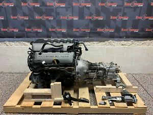 2016 Ford Mustang Gt Oem Coyote 5 0 Engine Mt82 Manual Transmission Liftout 63k