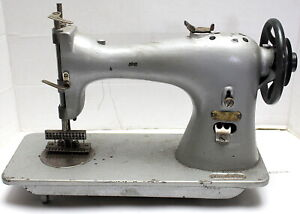 Singer 52 67 Multi 12 needle Chainstitch Industrial Sewing Machine Missing Parts