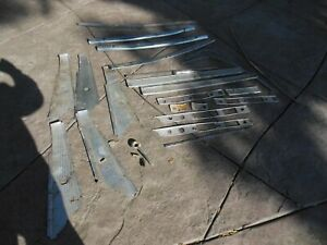 1955 1956 1957 Ford Thunderbird Parts For Restoration 25 Pieces