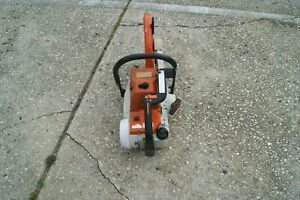 Stihl Ts460 Gas Powered Concrete Cut off Saw We Ship Only To East Coast