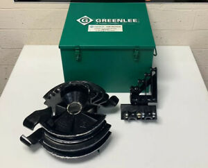 Greenlee 12586 Pvc coated Rigid Shoe Group 1 2 2 For 555cx 555dx 555c Bender 3