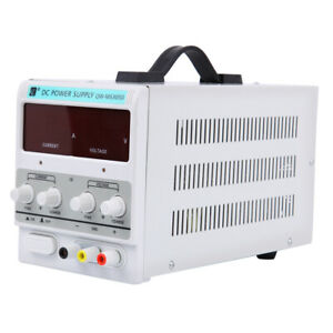 30v 5a Digital Dc Power Supply Adjustable Lab Test Equipment Tool Qw ms305d