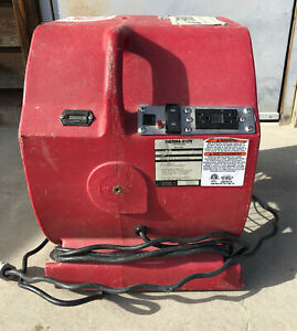 Phoenix Axial Air Mover dryer Red Model 4025200 Local Pickup Only