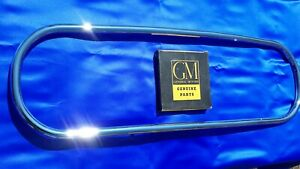 1940 1941 1942 1946 Chevrolet Pickup Truck Rear Window Frame Plated Show