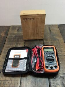Crenova Ms8233d Auto ranging Digital Multimeter
