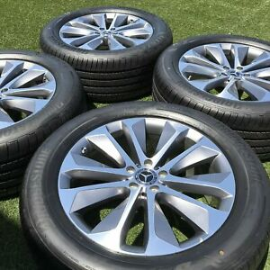 20 Gle Gls Mercedes Wheels Rims Oem Tpms New Tires Stock Fits Years 1997 2020