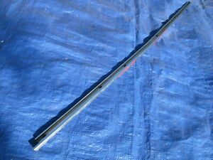1963 1964 Chrysler New Yorker Newport Hood Lip Trim Moulding Stainless Original