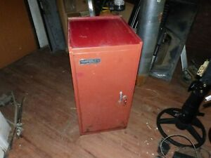 Matco Hanging Side Tool Box Cabinet Mb302 With Keys