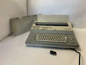 Working Smith Corona Pwp 3800 Personal Word Processor Typewriter Office System
