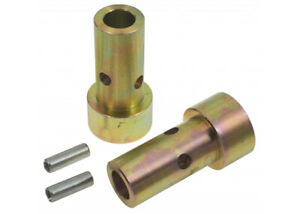 1 Pair Speeco S14113000 Category Two Quick Hitch Bushing Kit Free Shipping