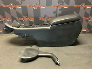 2004 Pontiac Gto Oem Manual Center Console W Shift Knob Boot Assy