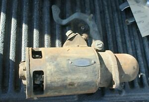1941 1942 1946 1947 1948 Pontiac 8 Core 1107921 Starter Of