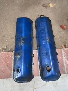 69 70 71 72 73 Ford Ranchero Galaxie Torino Oem Powered By Ford Valve Covers