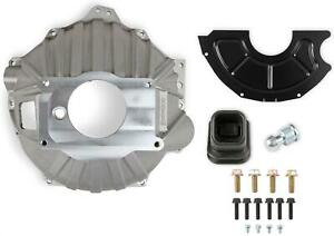 Lakewood Lk4000k Cast Aluminum Bellhousing Kit For Small Block Chevy And Big Blo