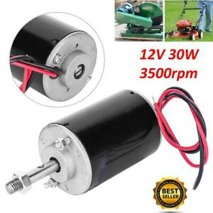 12v 30w Permanent Magnet Electric Dc Motor High Speed Cw ccw For Generator