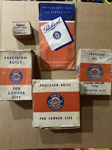 Lot Of Vintage Packard Parts Nos In Box Five Boxes Four Parts