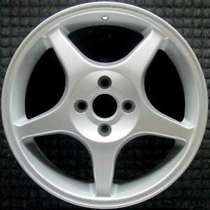 Ford Focus Painted 17 Inch Oem Wheel 2002 To 2004