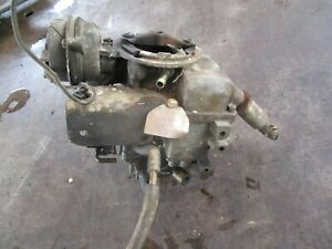 75 77 Maverick Comet Inline 6 1 Barrel Carter Carburetor Oem