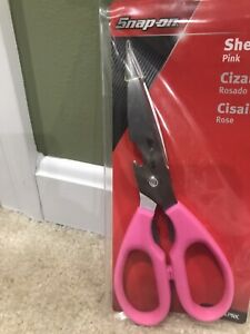 Snap On Tools Exclusive Shears Pink