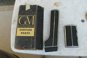 1964 1965 1966 1967 Chevelle Nos Gas Brake Pedals Of