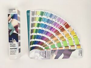 Pantone Color Guide Formula Guide Coated Uncoated Mint Condition