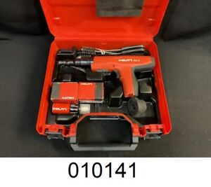 Hilti Dx2 Powder Actuated Fastener Gun Ramset