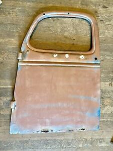 1939 1946 Chevy Pickup Left Door Gmc Truck 40 41 42 Will Quote Greyhound Ship