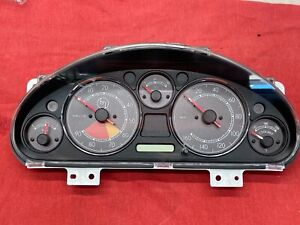 Miata Instrument Cluster Nb2 2001 2005 With Revlimiter Gauge Faces