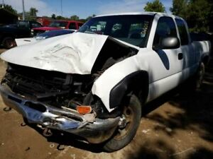 Automatic Transmission 4 3l 4wd Fits 01 Sierra 1500 Pickup 437499