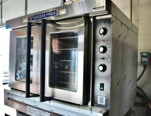 Bco Cyclone Series Full size Commercial Convection Ovens Bco g1