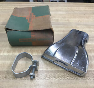 1930 s 1940 s Chevy Exhaust Pipe Extension Nos Rg42