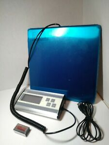 Smart Weigh Digital Heavy Duty Shipping Postal Scale With Durable Stainless