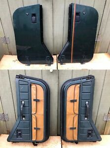 Jeep Wrangler Yj Cj 76 95 Hard Half Doors Door Set Sahara Clean Condition