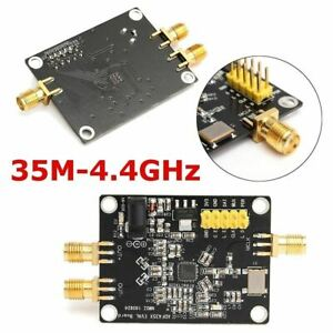 1pc 35m 4 4ghz Pll Rf Signal Source Frequency Synthesizer Adf4351 Development Bo