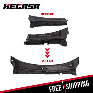 For 2011 2016 Super Duty F250 F350 Windshield Wiper Cowl Panel Grille Left Right