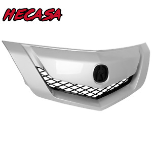 For 2009 2010 2011 Acura Tl Chrome Painted Front Upper Grille