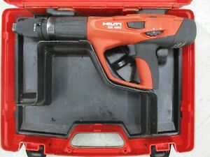 Hilti Dx 5 Powder Actuated Fastening Tool W X 5 460 f8 Attachment