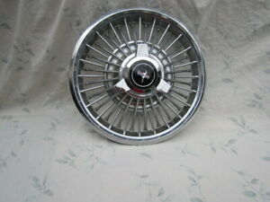 1965 66 Mustang Wire Wheel Cover Hub Cap 14