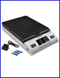 Accuteck All in 1 Series W 8250 50bs Digital Shipping Postal Scale Ac Adapter