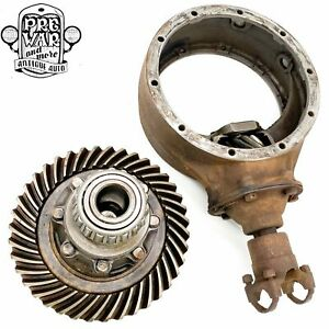 Ford 3 54 Open Drive Gear Set 1942 47 Pickup Banjo