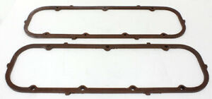Cfr 1965 1985 Big Block 396 427 454 Cork With Steel Core Valve Cover Gaskets