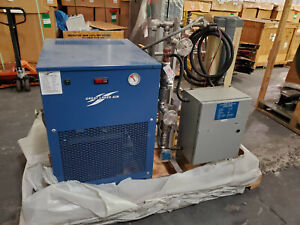 Great Lakes Air Refrigerated Dryer Gtx 100alrh 116 230psig 120v Ingersoll Rand