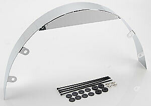 Mr Gasket 9864 Chrome Universal Fan Shroud