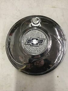 1933 Chevy Standard Locking Spare Tire Hubcap Rg42