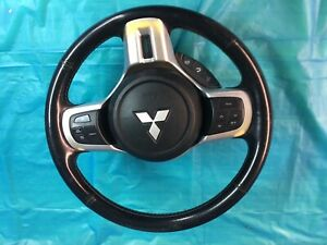 2009 2015 Mitsubishi Lancer Ralliart Oem Steering Wheel