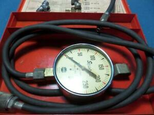 Snap On Tools 22010 1 Transmission Pressure Gauge