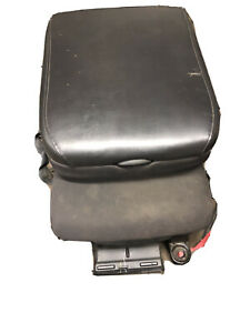 12 Dodge Ram2500 Gray Cloth Center Seat Console