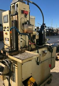 Vertical Hydraulic Broaching Machine Ty Miles Mbld4 18 150r